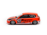 Tarmac Works 1/64 Honda Civic EG6 Motegi Civic Race 2010 #246