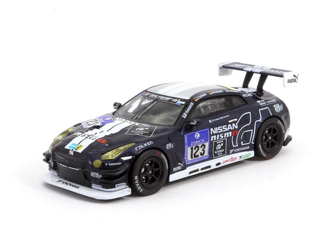 Tarmac Works 1/64 Nissan GT-R Nismo GT3 - Nurburgring 24h 2013 - GT Sport Special Edition