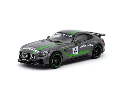 Tarmac Works 1/64 Mercedes-AMG GT4 Presentation