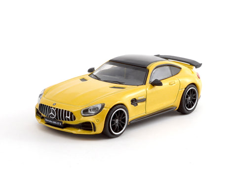 Tarmac Works 1/64 Mercedes-AMG GT R - Solar Beam - ROAD64