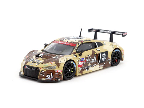 Tarmac Works 1/64 Audi R8 LMS Cup 2016 Shanghai Round - AAPE / Audi HK - Marchy Lee