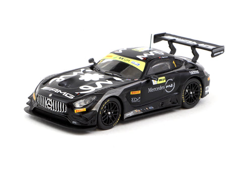 Tarmac Works 1/64 Mercedes-AMG GT3 Macau GT Cup FIA GT World Cup 2018 #1 3rd Place - HOBBY64