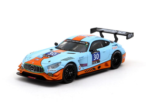 Tarmac Works 1/64 Mercedes-AMG GT3 - Paul Ricard 24h 2016 2nd Place
