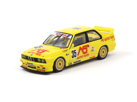 Tarmac Works 1/64 BMW M3 E30 JTCC 1991 Division 2 Champion - Japan Special Edition