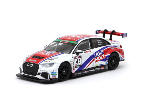 Tarmac Works 1/64 Audi RS3 LMS Super Taikyu Series 2017 #45