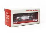 Tarmac Works 1/64 RWB 930 SIlver with Container China Special Edition - HOBBY64