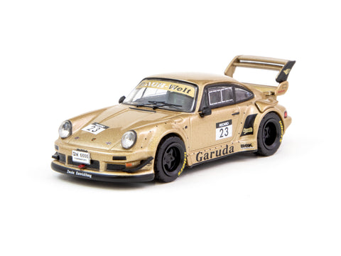 Tarmac Works 1/64 RWB 930 Garuda - Track day version  Mini Car Festival - Indonesia 2020 Special Edition - HOBBY64
