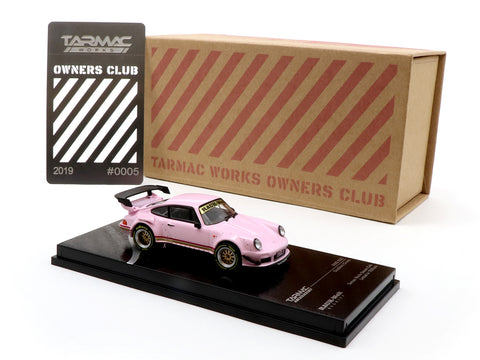 TARMAC WORKS OWNERS CLUB #001 - RWB 930 Southern Cross 1/64