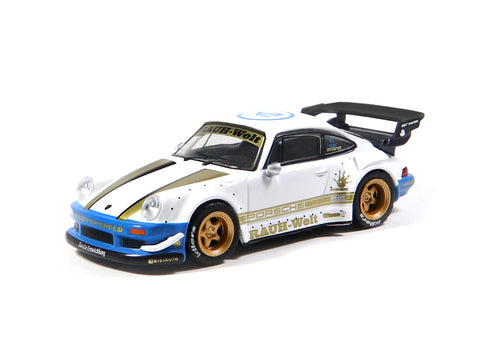 Tarmac Works 1/64 RWB 930 Blue White