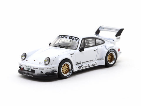 Tarmac Works 1/64 RWB 930 White