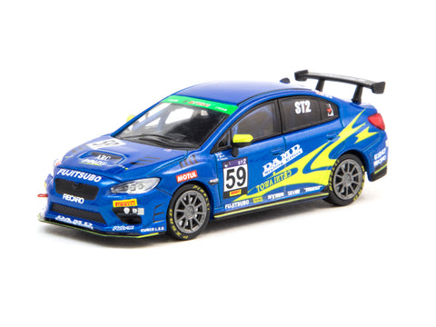 Tarmac Works 1/64 Subaru WRX STI Super Taikyu Series 2018 #59 ST2 Champion