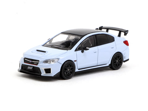 Tarmac Works 1/64 Subaru WRX STI S208 Grey - ROAD64