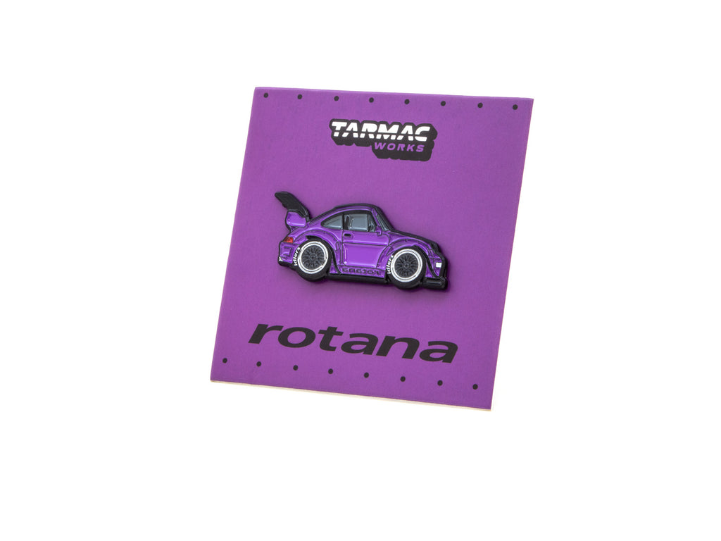 Tarmac Works X Leen Customs RWB 993 Rotana Lapel Pin