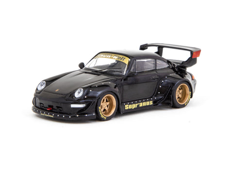 Tarmac Works 1/64 RWB 993 Sopranos  - China Special Edition - HOBBY64