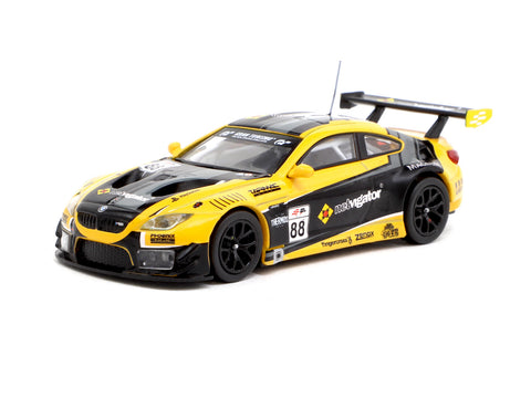 Tarmac Works 1/64 BMW M6 GT3 eRacing Grand Prix Hong Kong Season 1