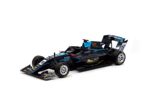 Tarmac Works 1/64 Dallara Formula 3 F3 Macau GP FIA F3 World Cup 2019 #18 - Macau GP 2020 Special Edition - HOBBY64