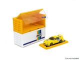 Tarmac Works 1/64 Accessories Containers Set - GReddy - PARTS64