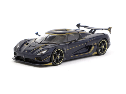 *MiniCar Festival Hong Kong 2019 Special Edition* Tarmac Works Global64 1/64 Koenigsegg Agera RS Carbon Edition