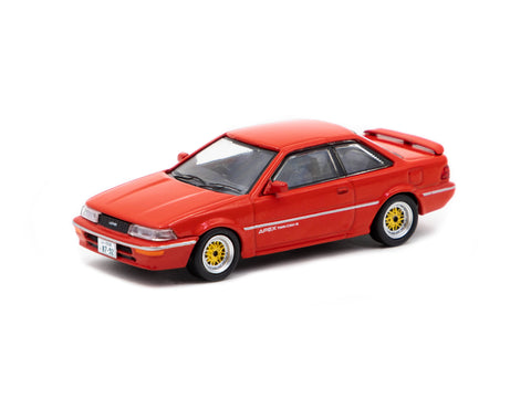 Tarmac Works 1/64 Toyota Corolla Levin AE92 Red - ROAD64