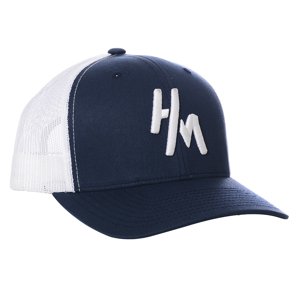 HM Navy Trucker Hat