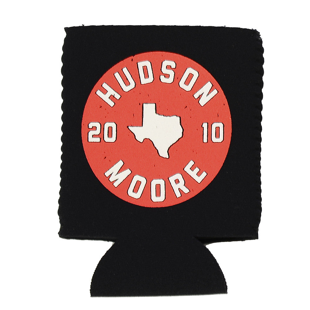 Red Texas Koozie
