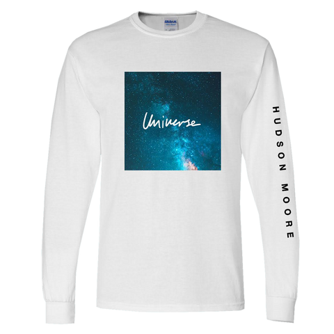 Universe Long Sleeve Tee