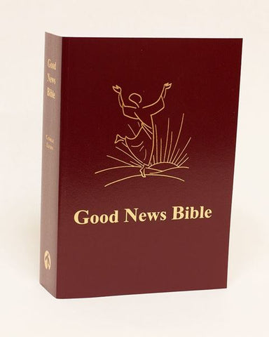 Good News Bible  Catholic Edition with Deuterocanonical Books