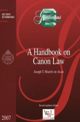 Handbook on Canon Law, Second updated edition (Gratianus Series)