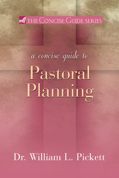 A Concise Guide to Pastoral Planning