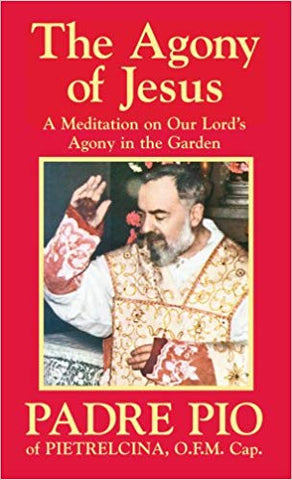 Agony of Jesus A Meditation on Our Lord's Agony in the Garden