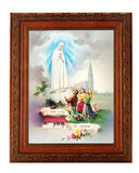 Our Lady of Fatima Framed Picture
