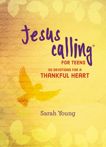 Jesus Calling 50 Devotions For a Thankful Heart