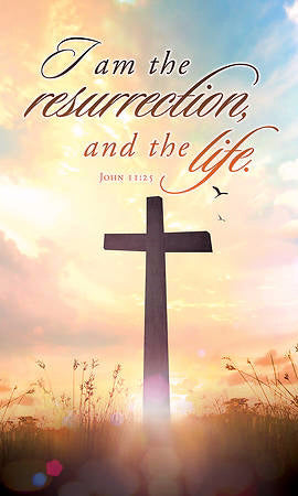 Easter Bulletins Resurrection & the Life