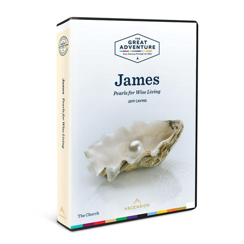 James Pearls for Wise Living DVD Set