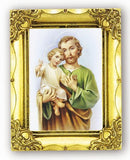 Saint Joseph Antique Gold Frame