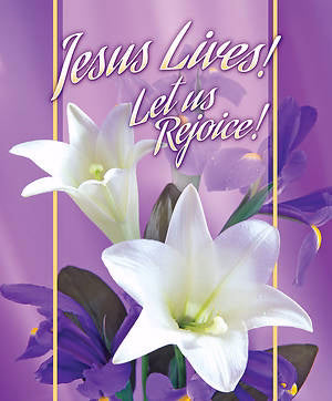 Easter Bulletins          Jesus Lives