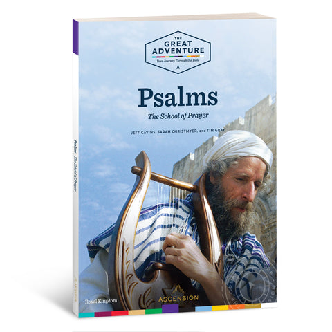 Psalms The School of Prayer Study Set