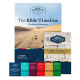 Bible Timeline The Story of Salvation Workbook