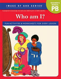 Image of God Series Pre-School Who Am I