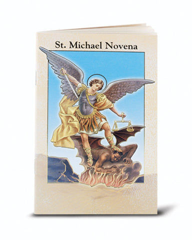 SAINT MICHAEL NOVENA BOOK
