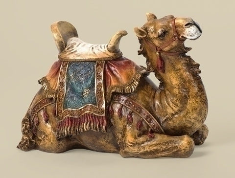 Seated Camel Statue
