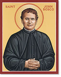 St. John Bosco Icon