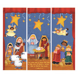 Nativity Pageant Banner