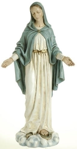 Our Lady of Grace Statue 23.5""
