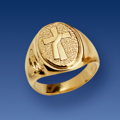 Deacon Clergy Ring