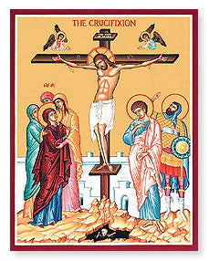 Crucifixion Icon