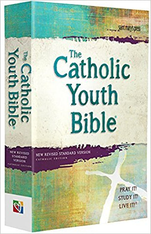 The Catholic Youth Bible®, 4th Edition New Revised Standard Version: Catholic Edition