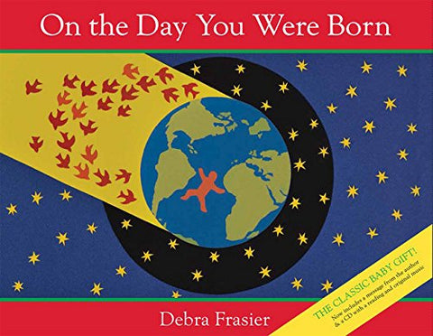 On the Day You Were Born: Book & CD