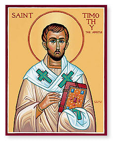 St. Timothy Icon