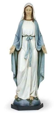 Our Lady Of Grace Statue 40""
